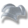 Celica Curve Pearly Grey 3-Way Ridge  cheap price