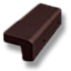 Neustile Trend Wooden Rock Verge End cheap price