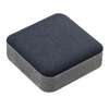 Concrete Block Bubble block 18X18X6 cm Dark black cheap price
