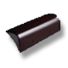 Celica Curve Wooden Brown Wall Ridge  cheap price