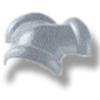 Celica Curve Charcoal Grey 3-Way Ridge  cheap price