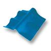 Diamond Roman Tile Sparkling Blue Adjustable Ridge Upper/Under cheap price