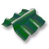SCG Roman Tile Hybrid Green Adjustable Angle Ridge Under cheap price