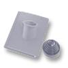 Prestige Xshield Cloudy Grey Pipe Vent Tile Set cheap price
