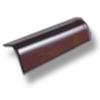 Celica Curve Caramel Brown Wall Verge  cheap price