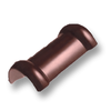 Excella Classic timber brown Hip End Ridge  cheap price
