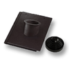 Prestige Midnight Grey Pipe Vent Tile Set cheap price