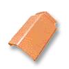 Excella Modern Peach Brown Angle Ridge  cheap price