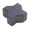 Concrete Block Uni pave Uni mini 11.25x11.25x6 cm Grey cheap price