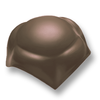 Curvlon Shiny Brown Round 4 Way  Apex Discontinued 1Aug19 cheap price