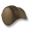 Prima Brown Round End Ridge (single piece) cheap price
