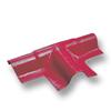 ห้าห่วง สีแดงมุกทับทิม ครอบตกแต่ง 3 ทาง T  ราคาถูก