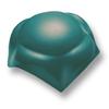 Curvlon Shiny Green Round 4 Way Apex Discontinued 1Aug19 cheap price