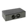 Concrete Block La linear Cool plus 10X20X6 cm Grey cheap price