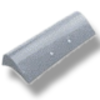 Celica Curve Charcoal Grey Wall Ridge  cheap price