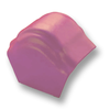 Curvlon Shiny Purple Round Hip End Ridge Discontinued 1Aug19 cheap price
