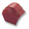 Curvlon Shiny Red Round Hip End Ridge Discontinued 1Aug19 cheap price