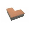 Concrete Block L shape 10x20x6ซม Orange cheap price