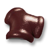 Diamond Concrete Tile Aroon Roong Brown 3-Way Ridge cheap price