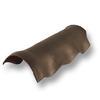 Curvlon Shiny Brown Round Ridge Discontinued 1Aug19 cheap price