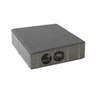Concrete Block La linear Cool plus 20X20X6 cm Grey cheap price