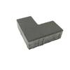 Concrete Block L shape 10x20x6ซม Black cheap price