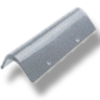 Celica Curve Pearly Grey Wall Verge  cheap price