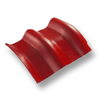 Diamond Roman Tile Mangmee Red 15 Degree Ridge cheap price