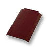 Excella Modern Maroon Red Wall Ridge  cheap price