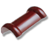 Excella Classic Red Garnet Hip End Ridge  cheap price