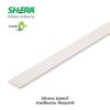 SHERA Strip V-cut Edge Straight grain Texture Uncolored 0.8x7.5x300 cm cheap price