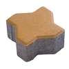 Concrete Block Uni pave Uni mini 11.25x11.25x6 cm Yellow cheap price