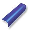 ครอบข้าง สีน้ำเงินประกายมุก หลังคา เอสซีจี รุ่นลอนคู่ ไฮบริด ราคาถูก