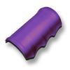 ห้าห่วง ไตรลอน สีม่วงมุกแพลทตินั่ม ครอบสันหลังคา (รุ่นใหม่)  ราคาถูก