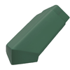 Ayara Oriental Emerald Green Gloss Hip End Ridge  cheap price