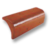 Diamond Concrete Tile Old Rose Orange Barge End cheap price