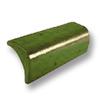 Diamond Concrete Tile Tongon Green Barge End cheap price