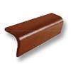 Diamond Concrete Tile Saitong Brown Barge 90 Degrees cheap price