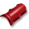 Red Round Ridge SCG Roman Tile Hybrid cheap price