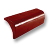 Diamond Concrete Tile Prakaitawan Red Barge End cheap price