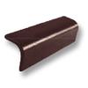 Diamond Concrete Tile Pukul Brown Barge 90 Degrees cheap price