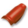 Brown Round Hip Ridge SCG Roman Tile Hybrid cheap price