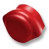 Shiny Pearl Red Round Hip End Ridge SCG Roman Tile Hybrid cheap price