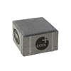 Concrete Block La linear Cool plus 10X10X6 cm Grey cheap price