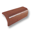 Diamond Concrete Tile Sookniwet Brown Barge End cheap price