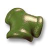 Diamond Concrete Tile Tongon Green 3-Way Ridge cheap price