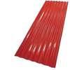 Galvanized 3 Stars Rectangular Red 9 ft cheap price