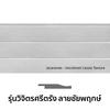 SHERA Splendid Plank Jacaranda Cassia Texture Uncolored 1.0x15x300 cm  cheap price
