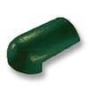 กระเบื้องคอนกรีต ตราเพชร เขียวสนฉัตร ครอบโค้งหางมน ราคาถูก