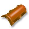SCG Roman Tile Hybrid Shiny Pearl Orange Round Ridge  cheap price